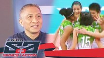 The Score: 1st round of UAAP 79 Volleyball Teams assessed