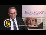 Interview Tommy Lee Jones - Malavita - (2013)
