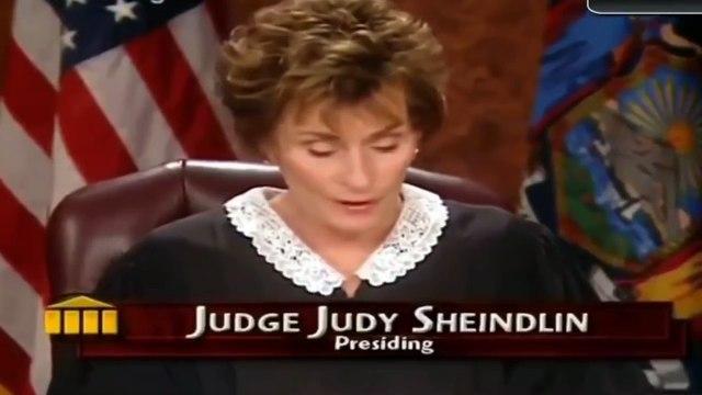 ♔ Judge Judy ♔ S21E10 Judy Court Show