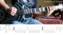 HOW TO PLAY- Crazy Train - Ozzy Osbourne - (AULA DE GUITARRA)