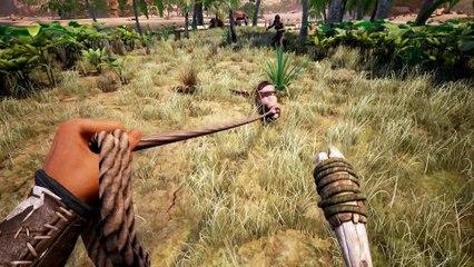 Creatures & Combat Gameplay de Conan Exiles