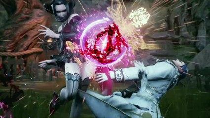 Eliza DLC Character Reveal Trailer de Tekken 7