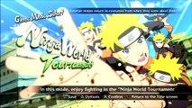Naruto Creación de Akatsuki Completo Peleas English Sub NARUTO Shippuden Ninja Storm Revolu