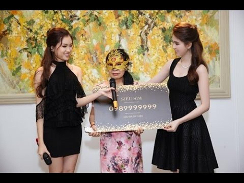 Đại gia mua SIM 0989999999 của Ngọc Trinh như trúng Vietlott, đeo mặt nạ gây choáng