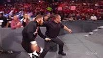 Samoa Joe Attack Sami Zayn - Kevin Owens vs Sami Zayn Full Match - WWE Raw 20 February 2017
