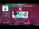 Conegliano - Modena 3-0 - Highlights - Finale - Samsung Galaxy A Coppa Italia