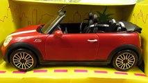 Mattel - Barbie & Ken My Cool Mini Cooper Convertible / Samochód Kena Kabriolet Mini Cooper