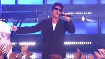 Bruno Mars Performs 'That's What I Like' at iHeartRadio Music Awards 2017