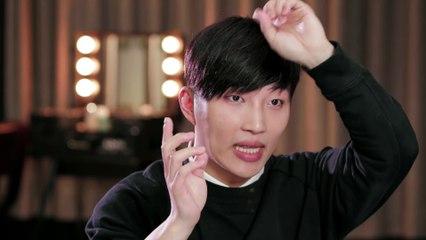 Male hair styling for beginners 핵초보 남자 헤어스타일 RickyKAZAF