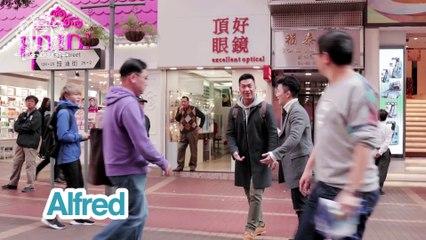[MAN MAKEOVER] #MENUP - MongKok @ Hong Kong | [遊走18區] 做男人點可以唔化 - 旺角篇 RickyKAZAF