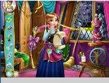 Permainan-Games Elsa Frozen Menjahit Baju Untuk Anna Frozen - Elsa Tailor For Anna