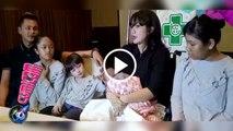 Saingi Keluarga Brangelina, Ussy-Andhika Tambah Momongan Lagi - Cumicam 07 Maret 2017