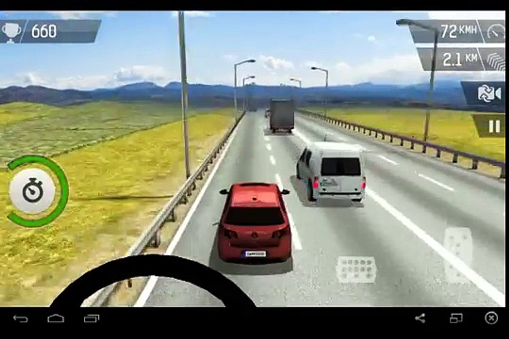 Racing Fever for Android GamePlay