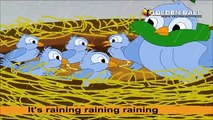 It's Raining Raining Raining Rhyme - Rain Songs For Kids I English Rhymes For Children - Kids Poem