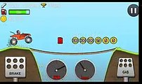 Hill Climb Racing - FIRE TRUCK (Fully Upgraded) - GamePlay HD