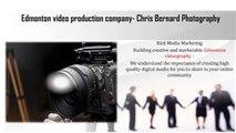 Edmonton video production company - Chris Bernard Photography