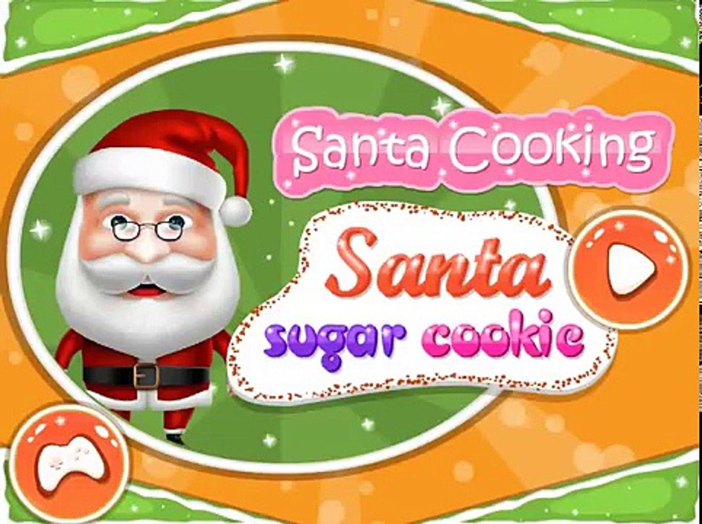 Санта сахарного печенья игры лучшие игры онлайн игры удивительные детские игры для детей [БГ]