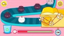 A los niños a Aprender Cómo Se confecciona la Ropa w/ Bebé Panda | Baby Bus de Juegos Para Bebés, niños en edad preescolar y C