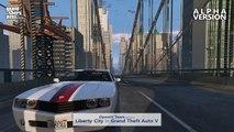 Mod Liberty City dans GTA V