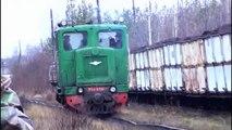 Dünyadaki en kötü demiryolu seyahati-The worst rail journey in the world HD