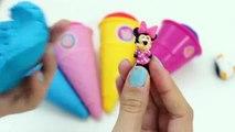 Masha and The Bear Toys Surprise Ice Creams Маша и Медведь Toy Videos Helados con Sorpresa