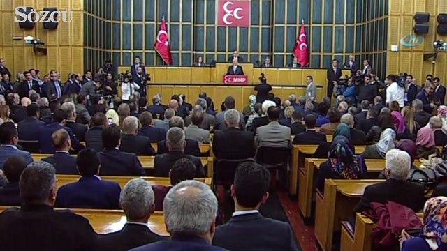 Erdoğan'a desteğini yineledi, Kılıçdaroğlu'nun gafını değerlendirdi