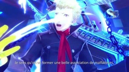 Persona 5 : Persona 5 - Sizzle Trailer [FR]