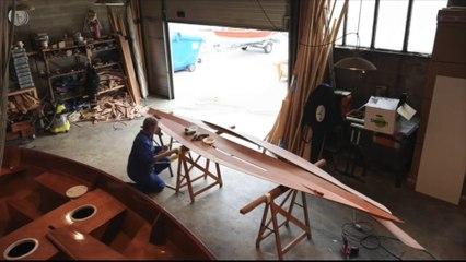 Construire un bateau en 2 min 10 secondes