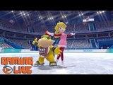 Gaming live Mario & Sonic aux Jeux Olympiques d'Hiver de Sotchi 2014 - Une véritable épreuve