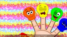 Balloon Finger Family