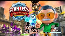 Stan Lees Hero Command Gameplay IOS / Android | PROAPK