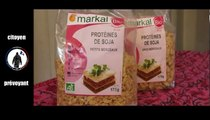 Les protéines de soja + en bonus recette du placard