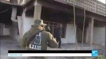 Battle for Mosul: Alongside US-backed Iraqi forces capturing a 2nd Mosul bridge