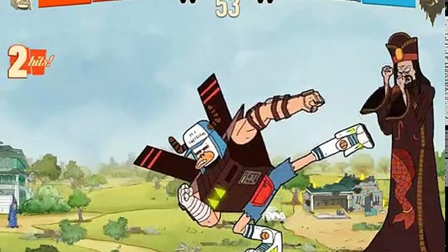 Regular Show Batalla De Gigantes Regular Show Games