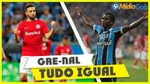 Grêmio 2 x 2 Internacional - Duelo de Narradores de rádio (Pedro Ernesto vs Marco Antonio Pereira)