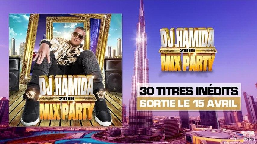 DJ Hamida - 2016 Mix Party (Teaser)