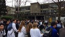 Pau : bataille d'oeufs entre les lycéens de Barthou et Saint-Cricq