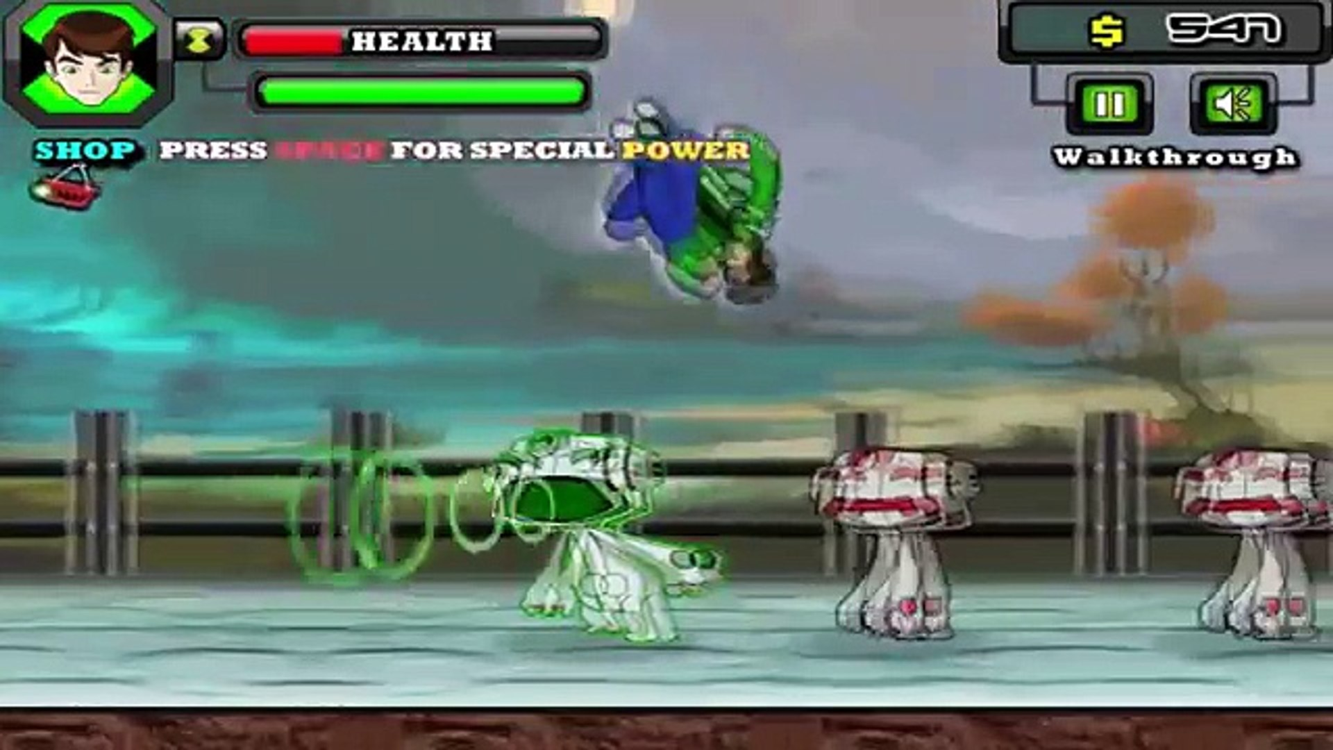 Ben 10: Protector of Earth All Bosses | Final Boss (Wii, PS2, PSP)