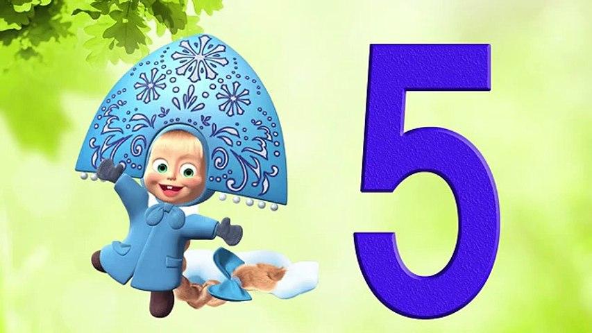Los Números para Niños del 1 al 10 - Aprender a Contar - Canción de los Numeros - Infantiles