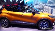 Renault Captur restylée : léger coup de pinceau - Salon de Genève 2017