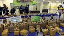 Ivory worth half a million US dollars seized in Thailand