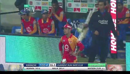 The best catches of PSL 2016-17