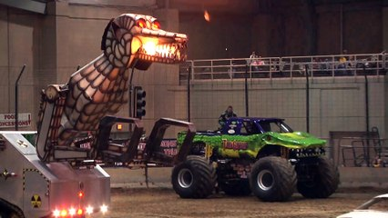 DuQuoin Monster Truck Nationals Highlights