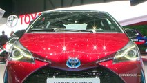 Toyota Yaris restylée - Salon de Genève 2017