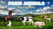farmer finger family | nursery rhymes farmees | kids songs | 3d rhymes | childrens rhyme |