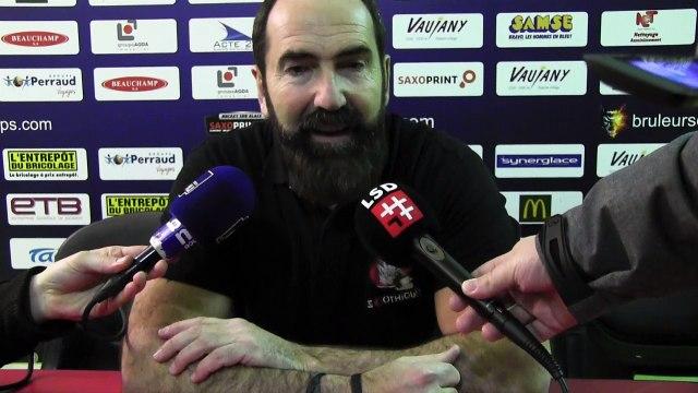 Playoffs Amiens - Grenoble : Mario Richer