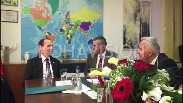 Si kaloi vizita e presidentit të Shqipërisë Nishani në Luginë të Preshevës