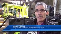 Hautes-Alpes : Les chasse-neiges en révision intégrale tous les 20 ans