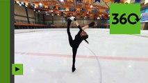 Retrouvez-vous sur la glace avec la championne du monde de patinage artistique