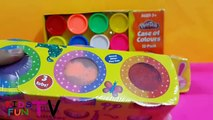 Play doh Pack of 12 Colours Play doh Glitter colours Play doh Colours set of 4 Toy Review KidsFunTV